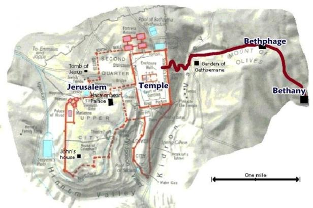 bethany-jerusalem-map