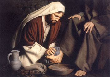 Christ-washing-feet