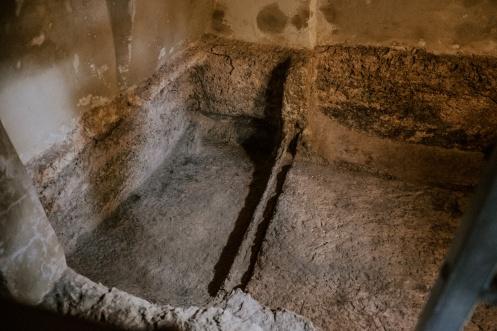 Empty Garden Tomb of Jesus