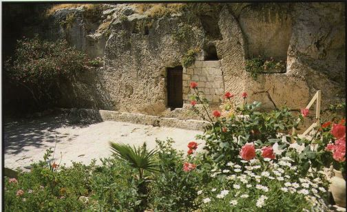 Garden Tomb of Joseph